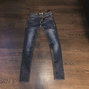 BKE black jeans